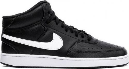 Nike Buty męskie Court Vision Mid czarne r. 44 (CD5466 001)