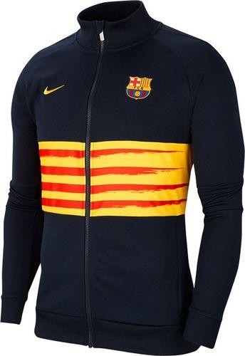 Nike Bluza dziecięca Fc Barcelona Y Nk I96 Jkt Elc granatowa r. L (CT2525-475)