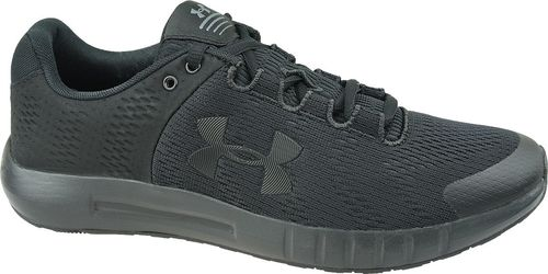 Under Armour Buty damskie Micro G Pursuit Bp czarne r. 36.5 (3021969-001)