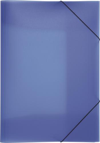 Pagna Teczka A3 PP 3 Einschlagklappen blau