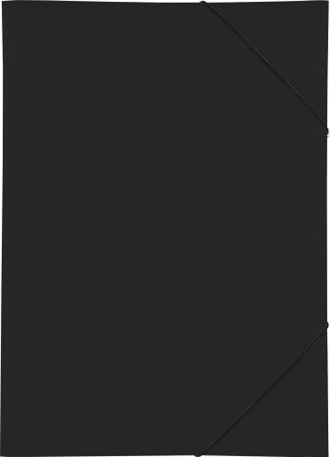 Pagna Teczka A3 PP 3 Einschlagklappen schwarz