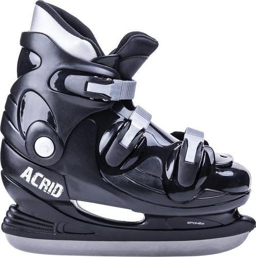 Spokey Spokey ACRID-RENT - Łyżwy hokejowe; r.42