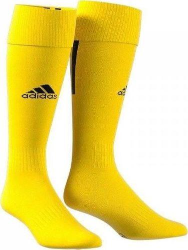 Adidas adidas Santos 18 getry żółte 104 : Rozmiar - 37 - 39 (CV8104) - 12593_170137