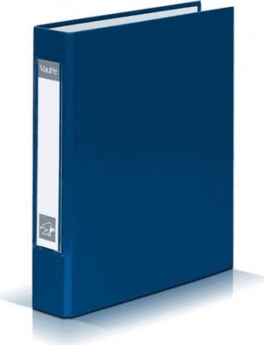 Segregator VauPe FCK 2-ringowy A5 40mm niebieski (VAPE0031)