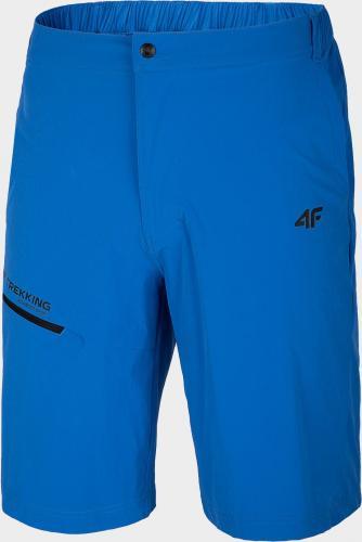 4f Spodenki męskie H4L20-SKMF060 niebieskie r. M