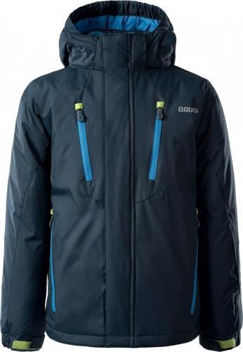 Brugi Kurtka narciarska dziecięca 1Ahp Blue r. 158-164