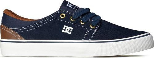 DC Shoes Buty męskie Trase S granatowe r. 40.5 (ADYS300206NC5)
