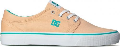 DC Shoes Buty damskie Trase Tx pomarańczowe r. 38 (ADJS300078SND)