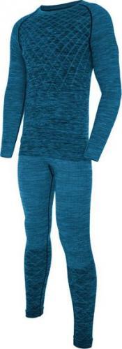 Viking Zestaw bielizny męskiej Lucas Bamboo niebieski r. XL (500-20-7154-15)