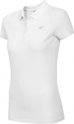 4f Koszulka damska H4L19-TSD013A biała r. 2XL