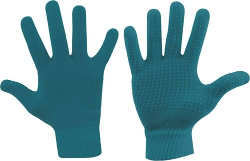 Avento Gloves Knitted Anti-Skid Yellow r. L/XL