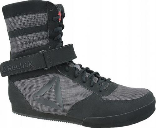 Reebok Buty męskie Boxing Boot czarne r. 46 (CN0977)