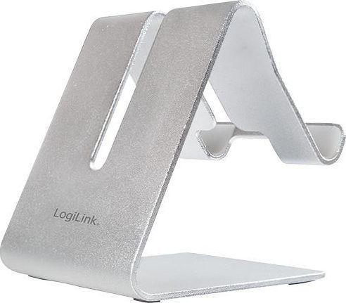 Stojak LogiLink Podstawka do tabletu, telefonu LogiLink AA0122 aluminium