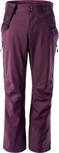 Elbrus Spodnie damskie Leanna Wo's Dark Purple/potent Purple r. L
