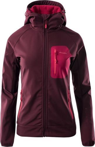 Elbrus Kurtka damska Sete Windsor Wine/Cerise/Paradise Pink r. XL