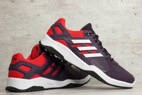 Adidas Buty męskie Duramo 8 Trainer bordowe r. 42.5 (CG3503)