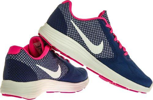 Nike Buty damskie Revolution 3 granatowe r. 36.5 (819303-502)