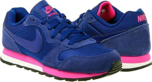 Nike Buty damskie Md Runner 2 granatowe r. 35.5 (749869-446)