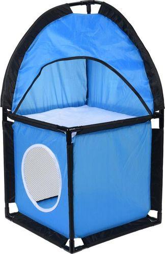 PETS Collection Domek namiot legowisko dla KOTA 2-poziomowy uniwersalny