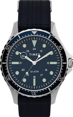 Zegarek Timex Zegarek Timex TW2T75400 męski uniwersalny
