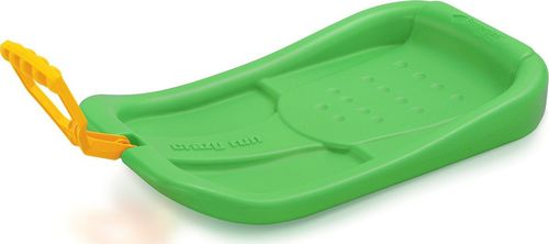 Prosperplast Ślizg plastikowy crazy run zielony