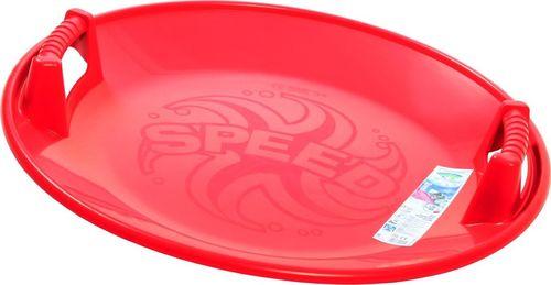 Prosperplast Ślizg Speed L Czerwony