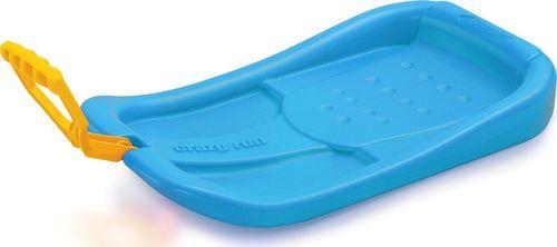 Prosperplast Ślizg plastikowy crazy run niebieski