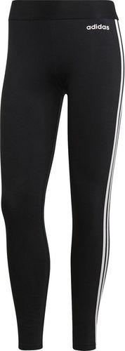 Adidas Legginsy damskie Essentials 3 Stripes Tight czarne r. M (DP2389)