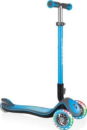 Globber Hulajnoga 3-kołowa Elite Deluxe 444-401 sky blue
