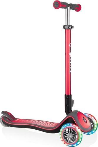 Globber Hulajnoga 3-kołowa Elite Deluxe 444-402 new red