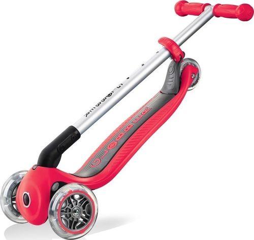 Globber Hulajnoga 3-kołowa Primo Foldable 430-102 New Red
