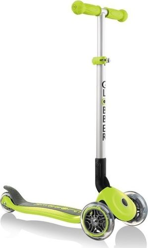 Globber Hulajnoga 3-kołowa Primo Foldable 430-106 Lime Green