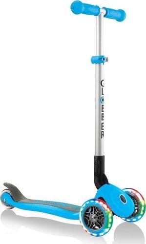 Globber Hulajnoga 3-kołowa Primo Foldable Sky Blue (432-101)