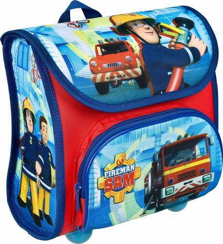 Strażak Sam plecak dziecięcy usztywniany uniwersalny