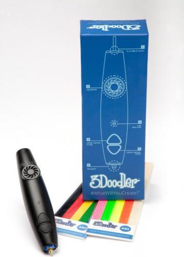 Drukarka 3D Sunen 3DOODLER - Długopis 3D, ręczna drukarka 3D (3DR)