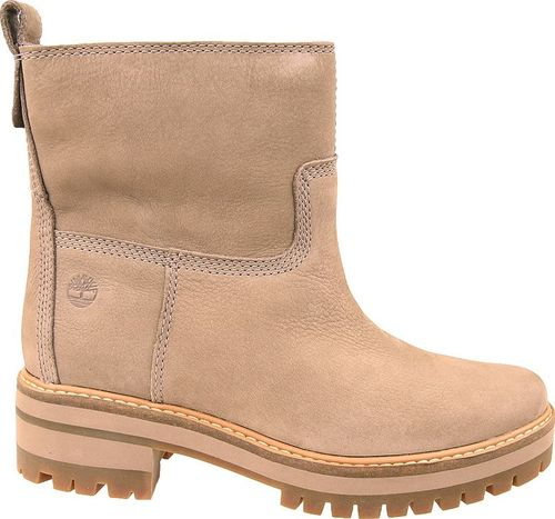 Timberland Buty damskie Courmayeur Valley Warm Lined Boot beżowe r. 36 (A257H)