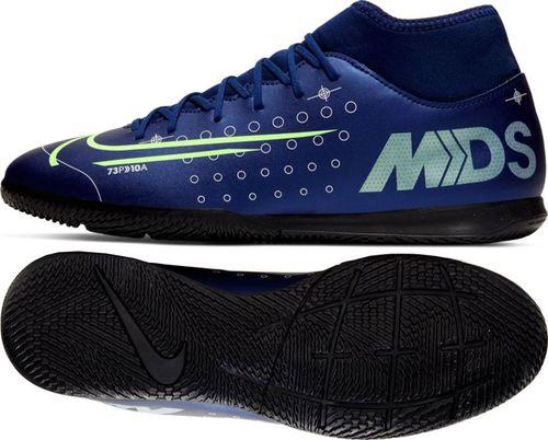Nike Buty Nike Mercurial Superfly 7 Club MDS IC BQ5462 401 BQ5462 401 niebieski 45 1/2