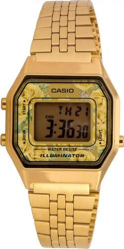Zegarek Casio Damski LA680WEGA-9CEF Collection