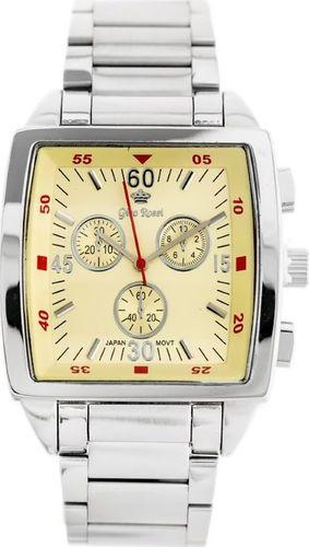 Zegarek Gino Rossi ZEGAREK MĘSKI GINO ROSSI - 4349B (zg228b) uniwersalny