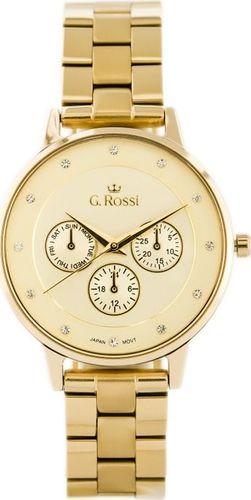 Zegarek Gino Rossi ZEGAREK DAMSKI GINO ROSSI - 11715B (zg731c) uniwersalny