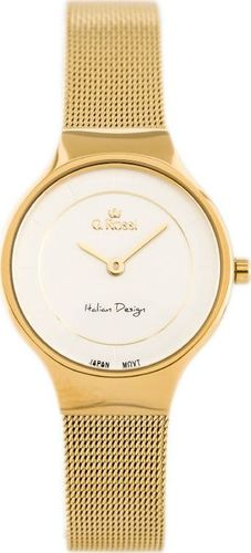Zegarek Gino Rossi ZEGAREK DAMSKI GINO ROSSI - 11919B (zg712c) uniwersalny