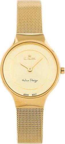 Zegarek Gino Rossi ZEGAREK DAMSKI GINO ROSSI - 11919B (zg712d) uniwersalny