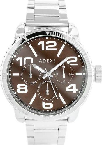 Zegarek Adexe ZEGAREK MĘSKI ADEXE ADX-1905B-4A (zx089d) uniwersalny