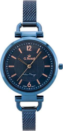 Zegarek Gino Rossi ZEGAREK DAMSKI GINO ROSSI LESTI - 3652B (zg772h) - blue uniwersalny