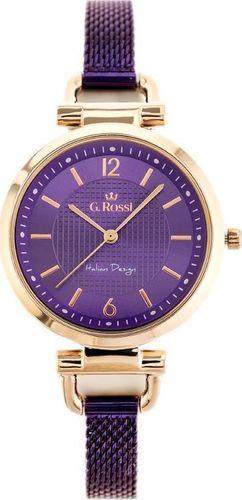 Zegarek Gino Rossi ZEGAREK DAMSKI GINO ROSSI LESTI - 3652B (zg772k) + BOX uniwersalny