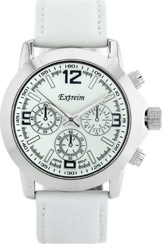 Zegarek Extreim ZEGAREK MĘSKI EXTREIM EXT-8386A-6A (zx024c) uniwersalny
