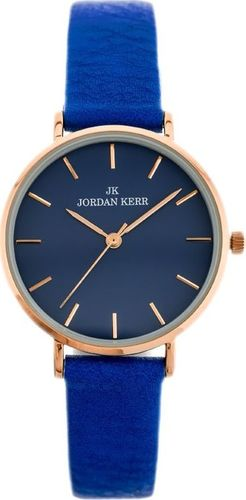 Zegarek Jordan Kerr ZEGAREK DAMSKI JORDAN KERR - L1025 (zj975l) uniwersalny