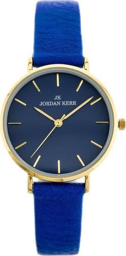 Zegarek Jordan Kerr ZEGAREK DAMSKI JORDAN KERR - L1025 (zj975k) uniwersalny