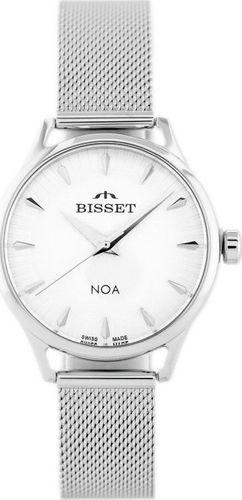 Zegarek Bisset ZEGAREK DAMSKI BISSET BSBE90 (zb561a) uniwersalny
