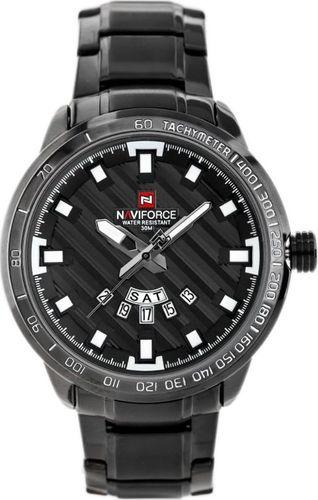 Zegarek Naviforce ZEGAREK MĘSKI NAVIFORCE - NF9090 (zn040d) - black + BOX uniwersalny